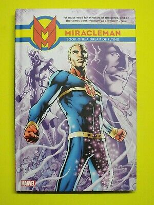 £14 • Buy Miracleman: Book 1: Dream Of Flying By Mick Anglo (Hardback, 2014)