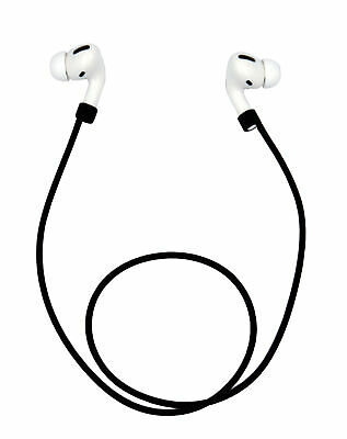 $ CDN4.13 • Buy Silicone Anti-Lost Neck Strap Cord Cable For Apple Airpods Pro 2019