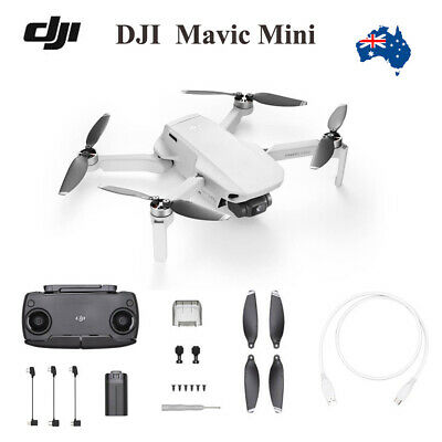 AU599 • Buy DJI Mavic Mini Drone 3-Axis Gimbal 2.7K Camera 4km HD Video Transmission 30-min