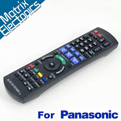 AU19.80 • Buy For Panasonic Remote N2QAYB000475 Replace N2QAYB000479 - DMRXW380 DMRXW385