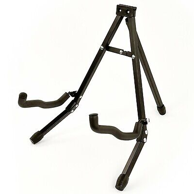 $ CDN15.45 • Buy Electric Guitar Stand Acoustic Guitar Stand Universal Free Standing Frame Fold
