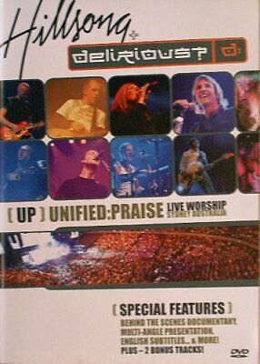 $13.98 • Buy Hillsong + Delirious? [Up] Unified: Prai DVD