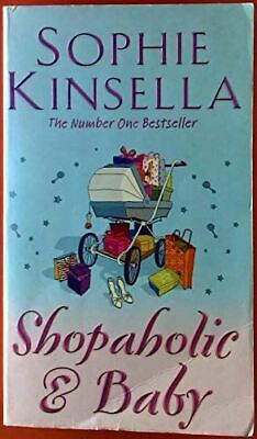 Shopaholic And Baby, Kinsella, Sophie, Like New, Paperback • 3.80£