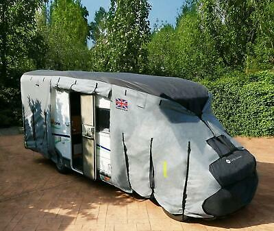 Coverpro Motorhome Cover 5.7m X 6.0m Deluxe 4 Ply Weatherproof Breathable  • 139£