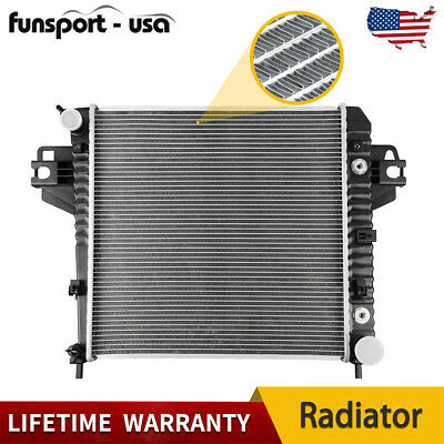 $71.90 • Buy Radiator For Jeep Liberty Base Limited Renegade Sport 3.7L V6 2481 Aluminum