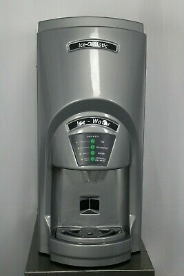 $3795 • Buy Ding/Dent Ice-O-Matic GEMD270A 273lb/24hr Pearl/Nugget Style Ice Water Dispenser