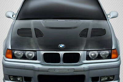 $500 • Buy Carbon Creations GTR Hood Body Kit For 92-98 BMW 3 Series E36 4DR (Blemished)