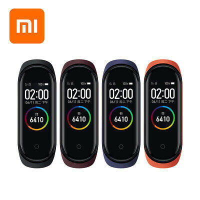 Original Xiaomi Mi Band 4 Smart Miband Newest MusicBracelet Heart Blutooth Black • 27.99$