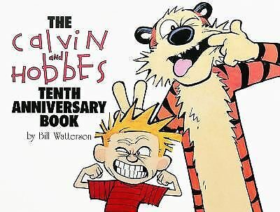 £2.96 • Buy The Calvin And Hobbes Tenth Anniversary Book By William Watterson