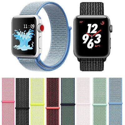 $ CDN5.51 • Buy Apple IWatch Band Strap For Apple Watch Series 4 3 2 1 Sports 38/42/40/44/mm