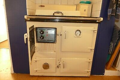£1800 • Buy Rayburn Solid Fuel Energiser Electric Conversion