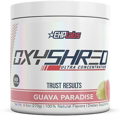 AU79.90 • Buy EHP Labs Oxyshred