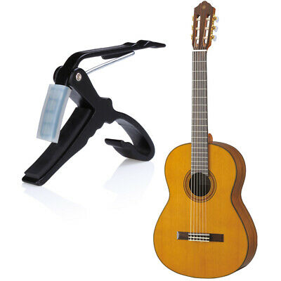 $ CDN19.99 • Buy Quick Change Tune Clamp Key Trigger Capo For Folk Electric And Acoustic Guitars