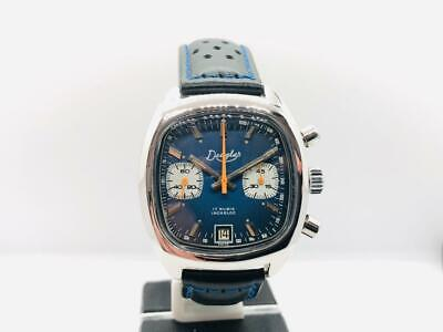 $ CDN853.18 • Buy Vintage Watch Chronograph Douglas Valjoux 7734  1970