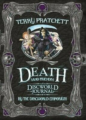 £13.98 • Buy Death (and Friends) : A Discworld Journal, Hardcover By Pratchett, Terry; Dis...