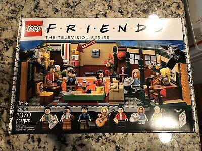 $69.99 • Buy LEGO FRIENDS 21319 CENTRAL PERK - New