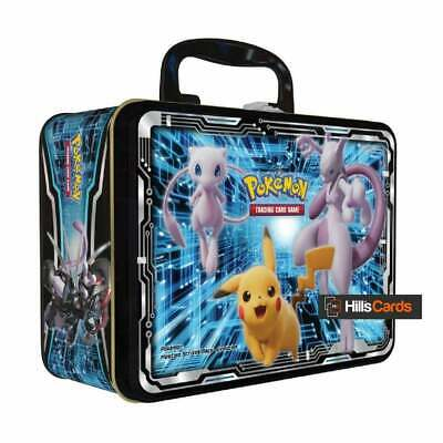 Pokemon Collectors Chest Tin Fall 2019 | Inc Pikachu, Armored Mewtwo & Charizard • 25.95£
