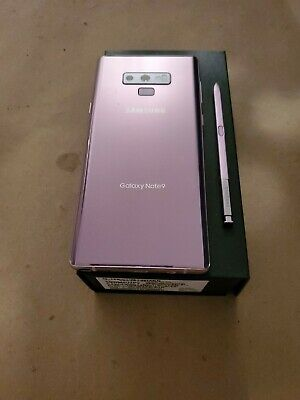 $ CDN725.66 • Buy Note9 128GB Galaxy SM-N960U Purple Spotless Verizon