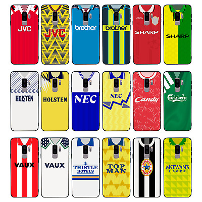 £7.99 • Buy RETRO FOOTBALL SHIRTS | Glass Case Cover For Samsung Galaxy S9 S10 EDGE PLUS