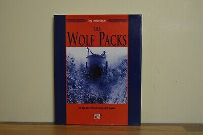 The Third Reich - The Wolf Packs - Time Life Hardback 2004 (EM2) • 10£