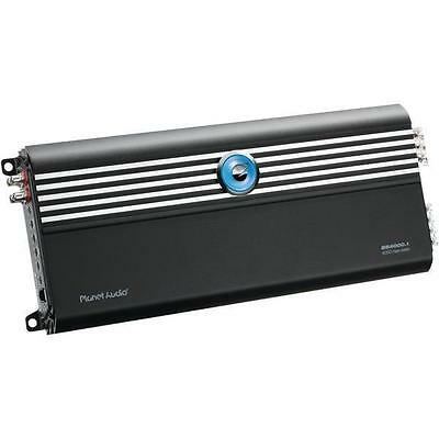 Planet Audio BBD4000 Big Bang Amplifier D Class 4000 Watts Max 1 Ohm Stable • 259.21£