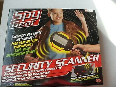 Spy Gear - Toy  Security Scanner - The Box Is Not In English  • 24.99£