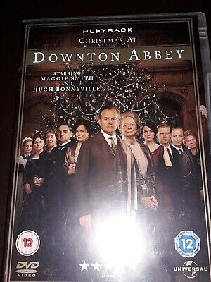 Downton Abbey: Christmas At Downtown Abbey DVD (2011) Maggie Smith Cl • 2.75£