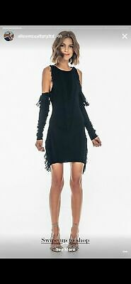 AU99 • Buy Alice McCall Heart Racer Dress Black Size 12