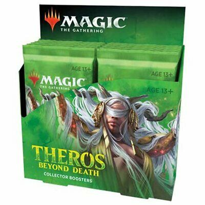 AU322.45 • Buy Magic The Gathering MTG Theros Beyond Death Collector Booster Box W/ 12 Packs