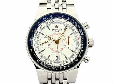 £3961.32 • Buy BREITLING NAVITIMER MONTBRILLANT A23340/A234G31NP Automatic Silver Analog Men's