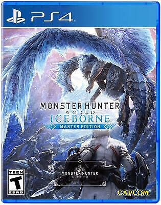 AU57.05 • Buy Monster Hunter World: Iceborne Master Edition - PlayStation 4  PS4