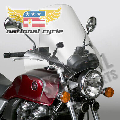 $206.95 • Buy National Cycle 1981-1983 Yamaha XV 750 Virago Plexistar 2 Windshield Fairing