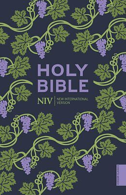 The Holy Bible New International Version Easy-to-Read Layout - FREE DELIVERY! • 7.95£