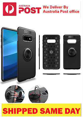 AU9.95 • Buy Samsung Galaxy Note20 Ultra S20/N10/S10 S9 Luxury Magnetic 360* Ring Holder Case