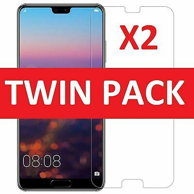 £1.99 • Buy For Huawei P20 P30 P40 Pro Lite Mate Tempered Glass Protector Full Protection 2X