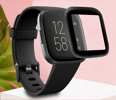 $ CDN3.87 • Buy 2pcs For Fitbit Versa / Versa Lite / Versa 2 Tempered Glass 3d Screen Protector