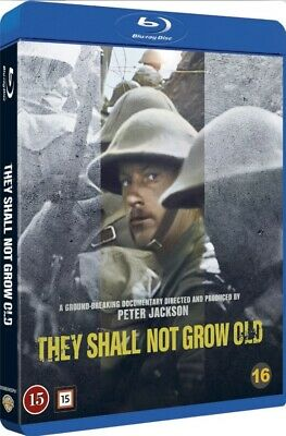 $22.95 • Buy They Shall Not Grow Old Blu Ray