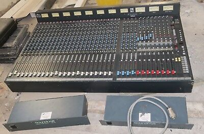 Soundcraft K2 Analog Sound Mixer 24 Channel With 8 Group, Meterbridge, 4 Stereo  • 1,000£
