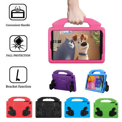 AU27.92 • Buy 2019 Kids Handle Tough Case Cover For Samsung Galaxy Tab A 10.1 T510 T515 Tablet