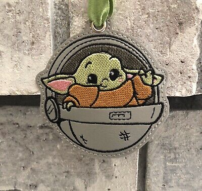 $13 • Buy Baby Yoda Ornament