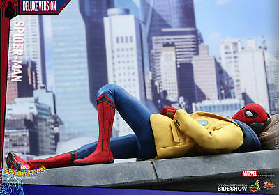 $699.95 • Buy Hot Toys 1/6 SPIDER-MAN DELUXE FIGURE MMS426 Spiderman Homecoming