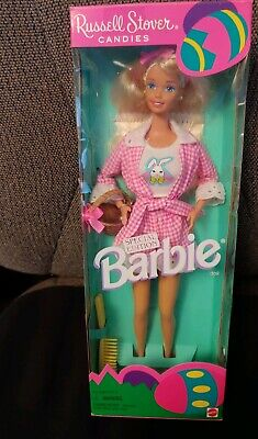 Russell Stover Barbie, Special Edition, 1995 NIB, NRFB, Mattel #14956 • 3.99$