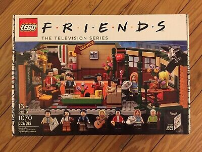 LEGO 21319  FRIENDS CENTRAL PERK  -   NEW (Ships To You On 12/16) • 46$