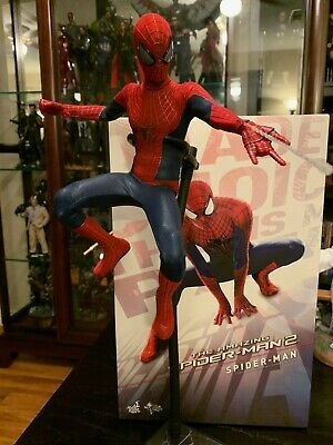 Hot Toys 1/6 Amazing Spider-Man 2 MMS244 Complete • 230$