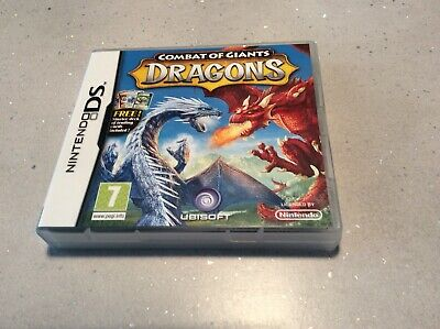 Nintendo DS Combat Of Giants Dragons Game Complete With Box & Instructions • 4.50£