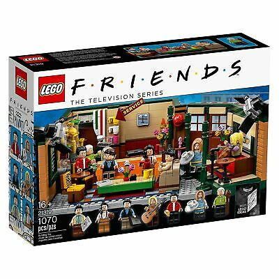 LEGO FRIENDS Central Perk Ideas Set 21319 Sealed, Brand New, In Hand, Fast Ship! • 109.95$