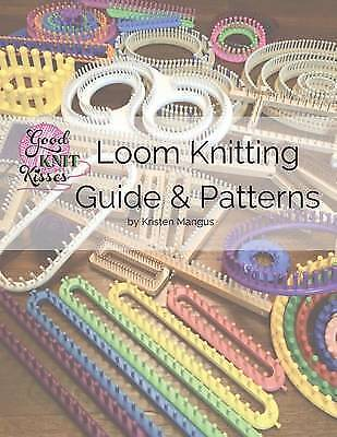 Loom Knitting Guide & Patterns: Perfect For Beginner To Advanced Loom Knitter... • 23.30£
