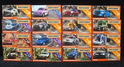 $8.95 • Buy 500+ Matchbox Power Grabs '18 '19 & '20  ~ Your Choice ~ Inventory Added 2/19/20
