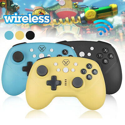 $22.57 • Buy For Nintendo Switch/Lite Pro Gaming Controller Wireless Wired Gamepad Joypad New