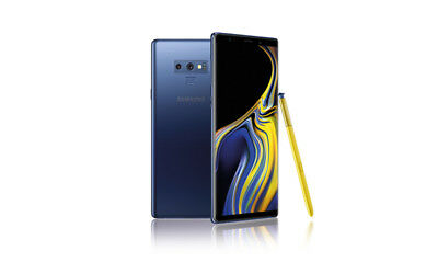 $ CDN408.29 • Buy Samsung Galaxy Note9 SM-N960U1 - 128GB Blue  (Factory Unlocked) A Shadow